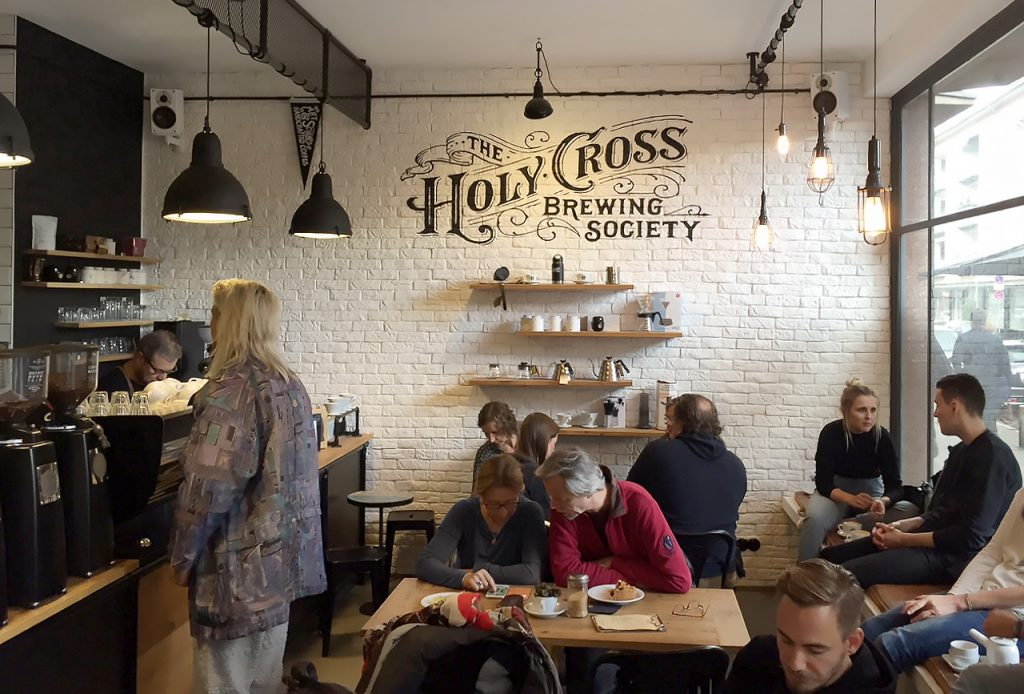 Holy Cross Cafe B